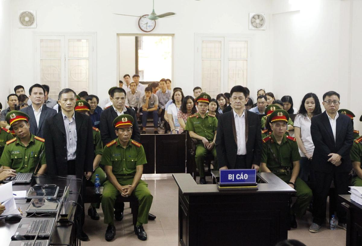 Image result for Vietnam blogger sentenced once more after Facebook posts