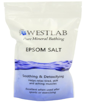 Relax and Revitalize with Epsom Bath Salts — BELIEVING EYES