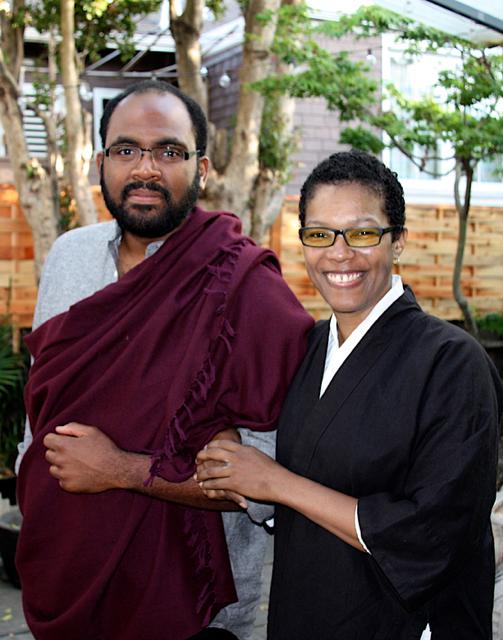 Lama Rod &Rev.angel Kyodo Williams