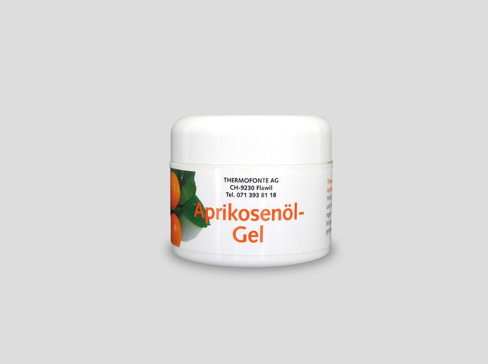 Aprikosenöl - Gel