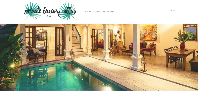 Private Luxury Bali Villas In Seminyak Ubud