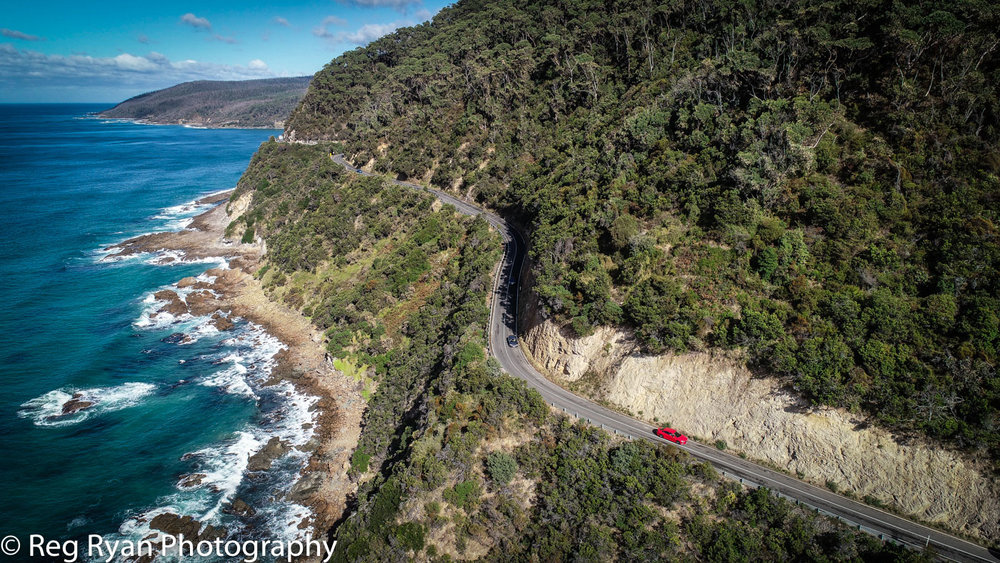 Great Ocean Road , Drone  Pictures