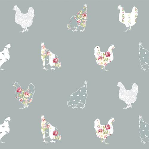 hen - patchwork