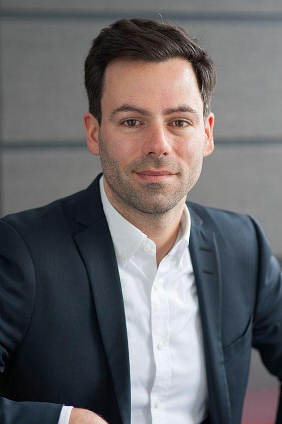 Sebastian Taraz    Head of Business Development & Strategy