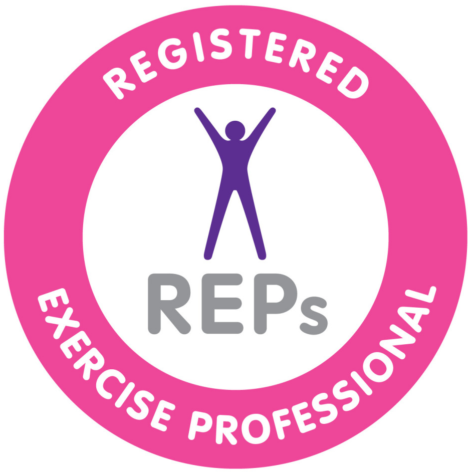 REGISTERED EXERCISE PROFESSIONAL Level 3 Qualification