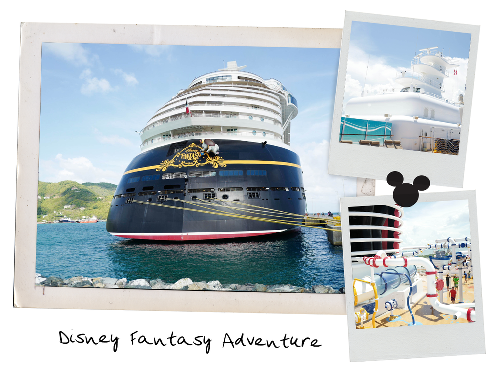 disney cruise scenestealer