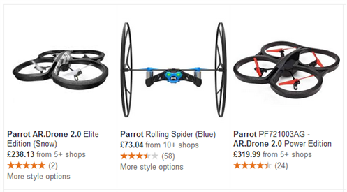 My own drone for under £100? Where do I sign?