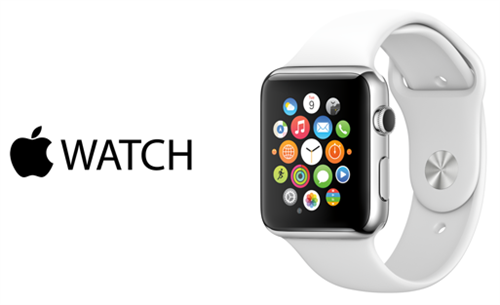 It's not an iWatch. It's an Apple Watch, apparently.