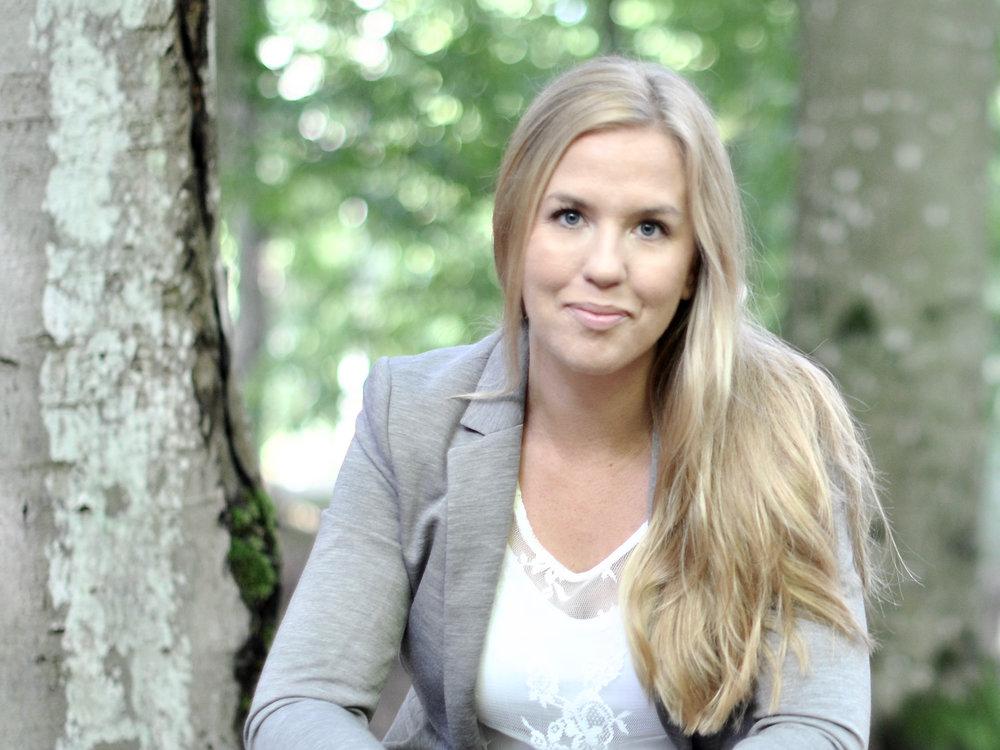 Sandra Furulund, Stressrådgivare & Kommunikatör. Foto: Linda Florvik