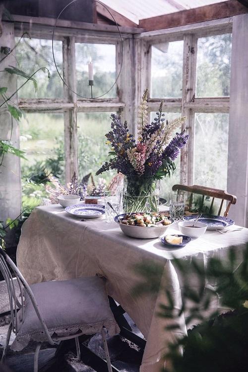 @valleyschoolhouse fotograferat av @foodstories
