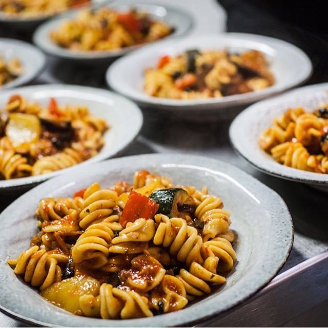 Pasta-Liebe ❤️🍝 #factoryberlin #factorykitchen #lunchinberlin #freshpasta #pasta #welovecarbs