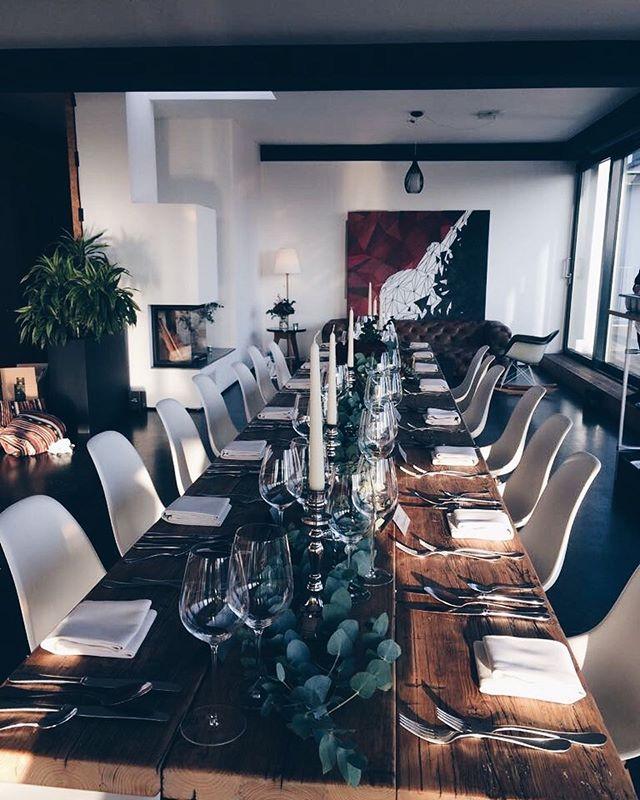 Kitchen Nights: Black Rock Dinner @factoryberlin & @factorykitchenberlin 🥂🍽