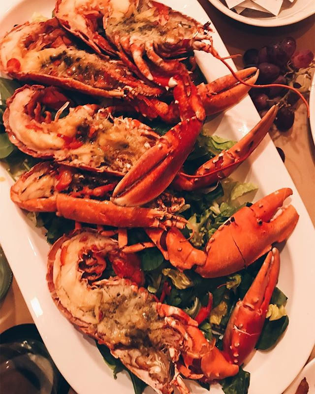 Private Lobster Night - contact us for details, if you would like to celebrate your birthday or any other special Event at Factory Kitchen Berlin! #factoryberlin #factorykitchenberlin #lobster #brittany 🦐🦀🦐🦀