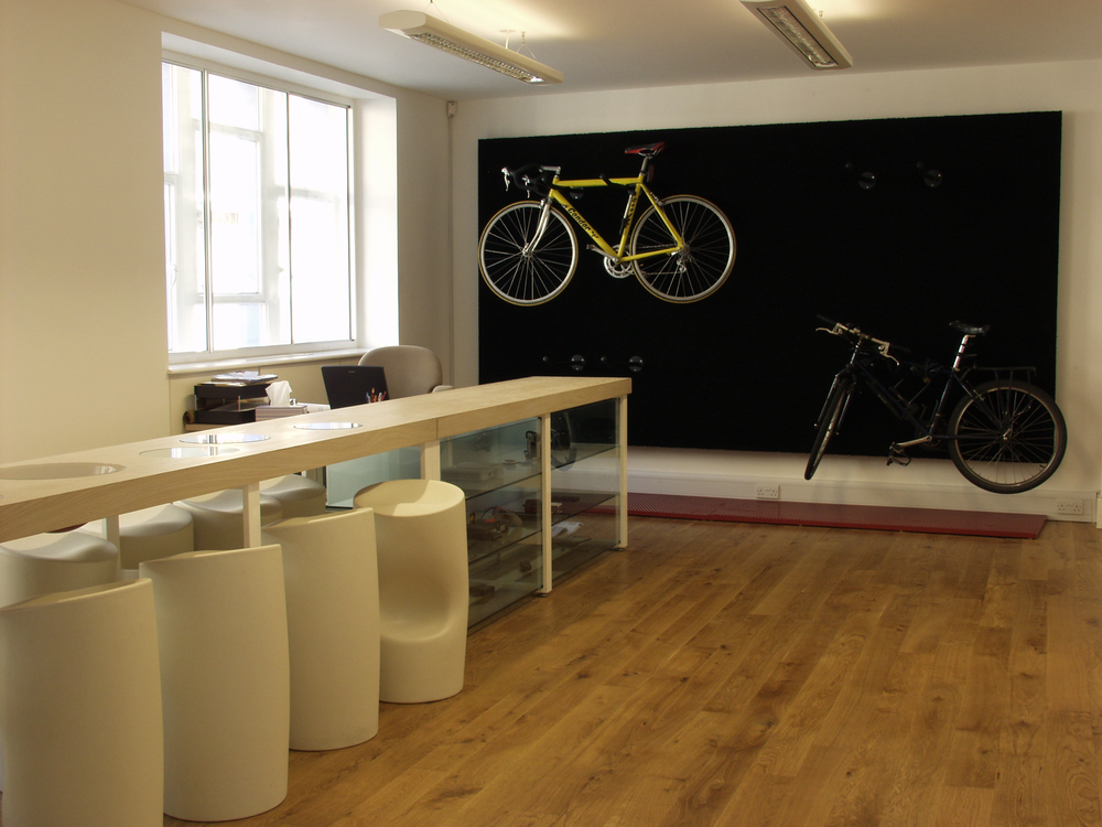 Project: Office Bike Storage