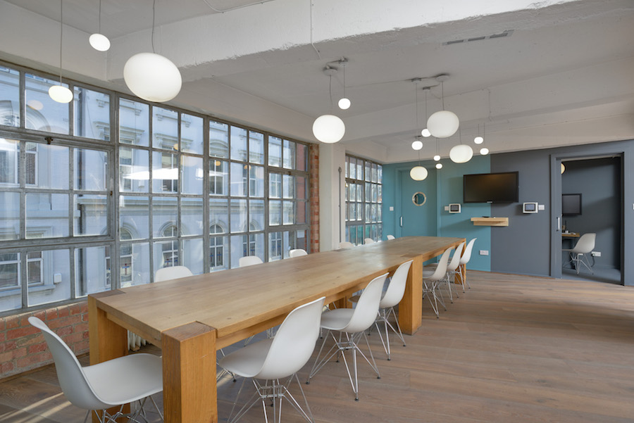 IDEO's London Office | Design by Forster Inc