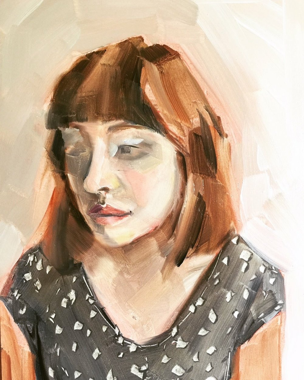 Jenny Doh - Oil