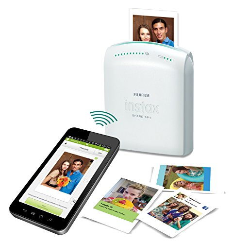 Instax Printer with Mobile phone