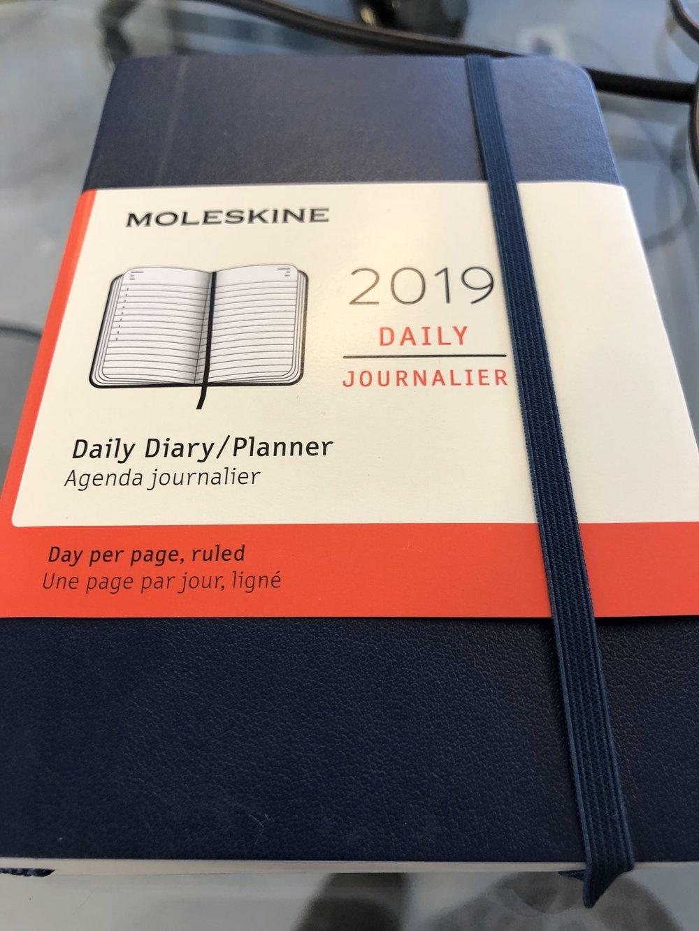 2019 Planning already