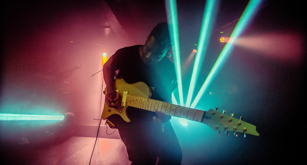 Animals As Leaders @ The Cathouse, Glasgow