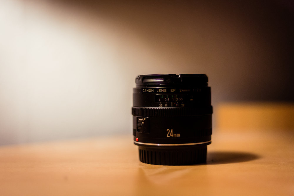 Canon EF 24mm 2.8