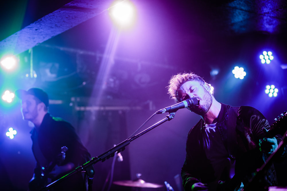 Noah Noah @ King Tut's Wah Wah Hut, Glasgow // photograph by GingerSnapsScotland