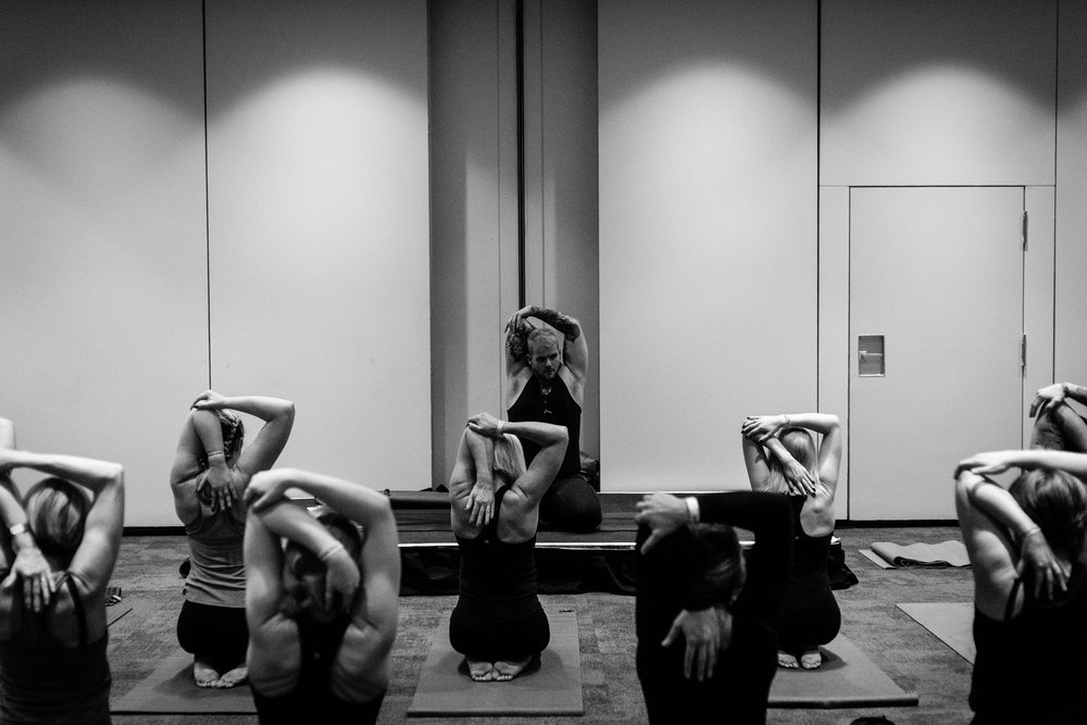handstand class by Kyle Gray // photograph by Calum McMillan