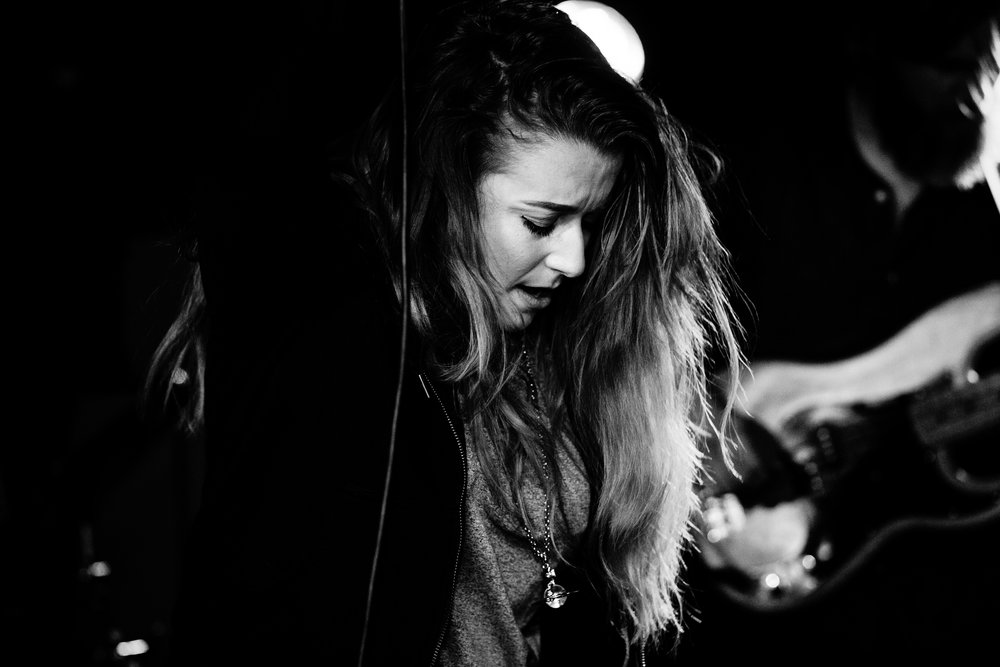 Banshee @ Nice 'n' Sleazys, Glasgow / Mar 2017