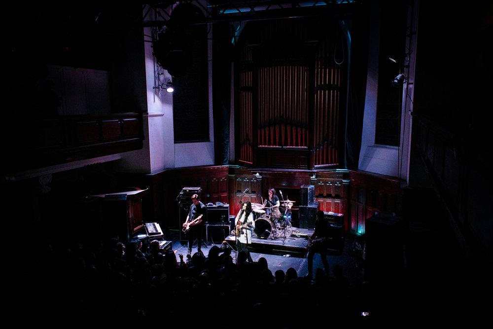 Chelsea Wolfe @ Saint Lukes, Glasgow / Apr 2017
