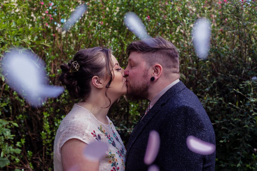 The Wedding of Mr & Mrs Glover / June 2017