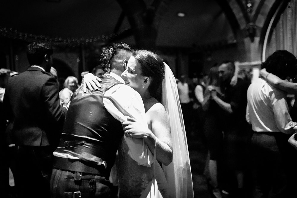 The Wedding of Mr & Mrs Fleming @ Oran Mor, Glasgow / Oct 2017
