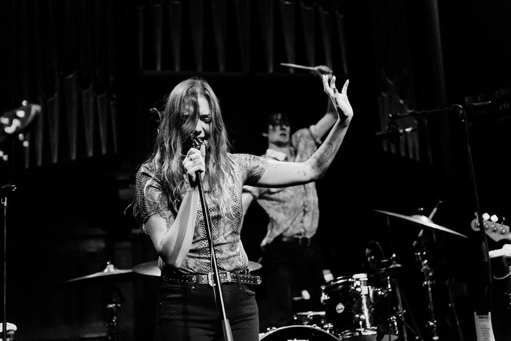 Marmozets @ Saint Lukes, Glasgow / Oct 2017