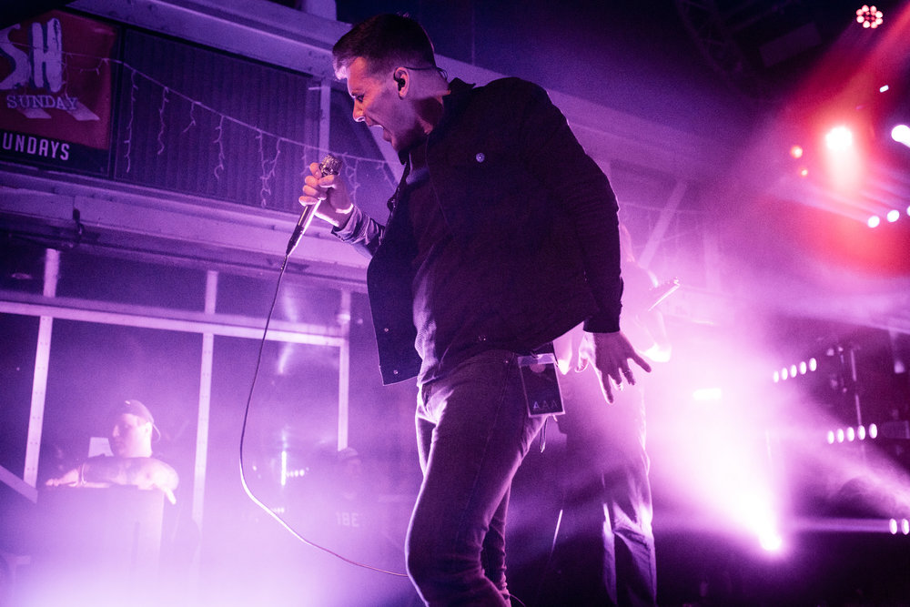 TesseracT @ The Garage, Glasgow / Canon EOS R, 35mm, f2.8, 1/500, 2500 ISO