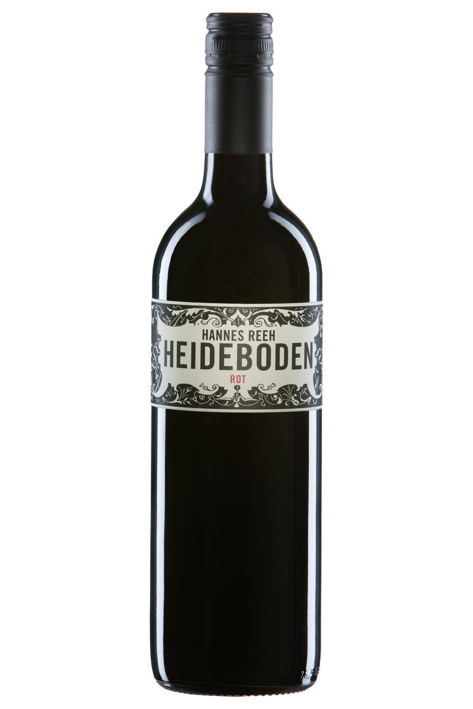 Heideboden Rot