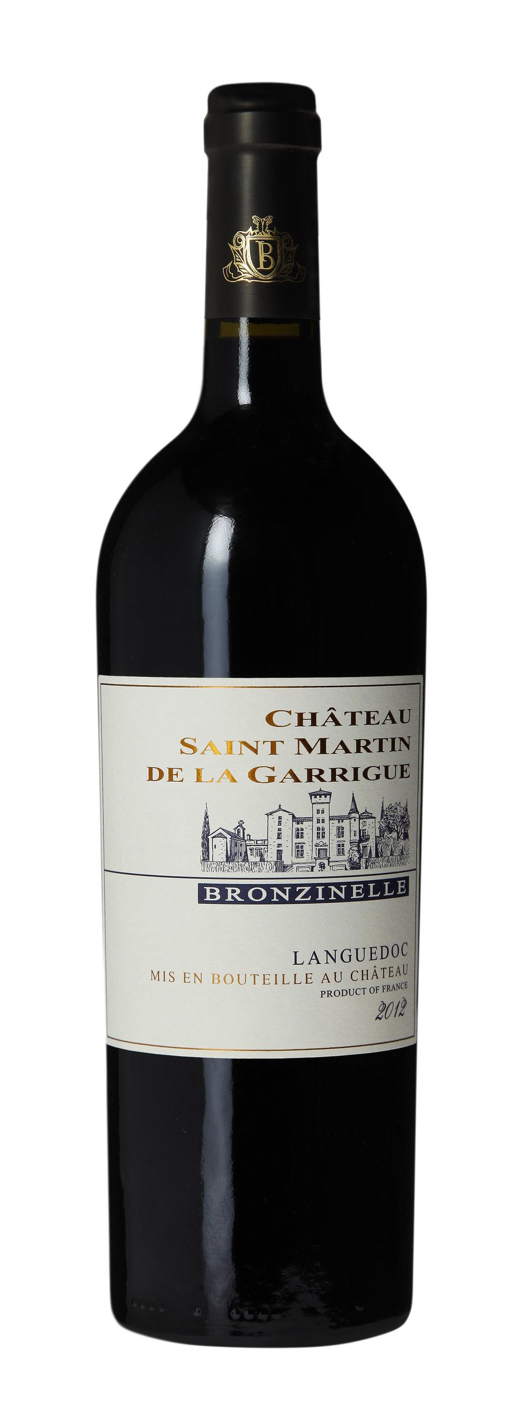 'Bronzinelle' Coteaux du Languedoc Rouge