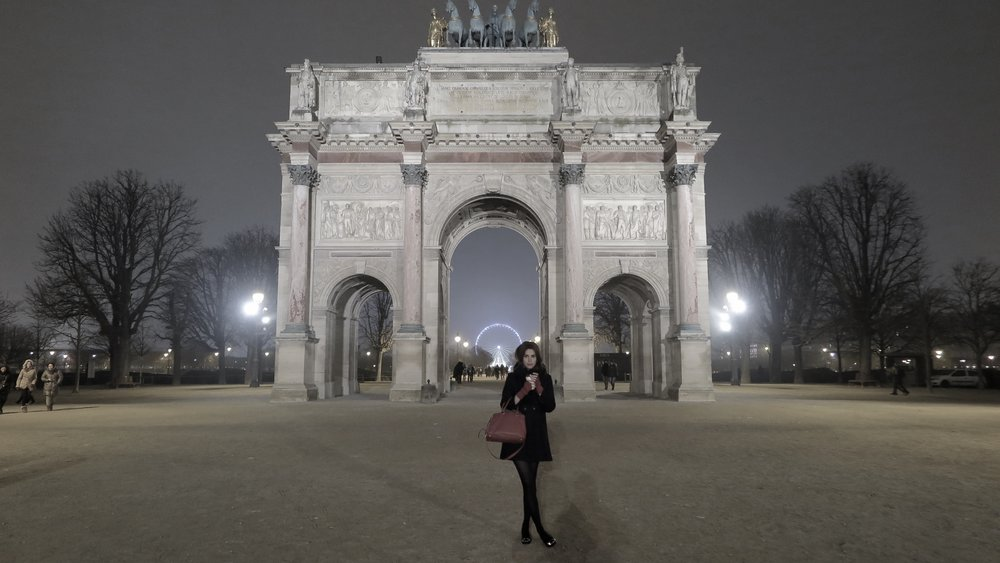 we visited the four seasons george cinq while in paris