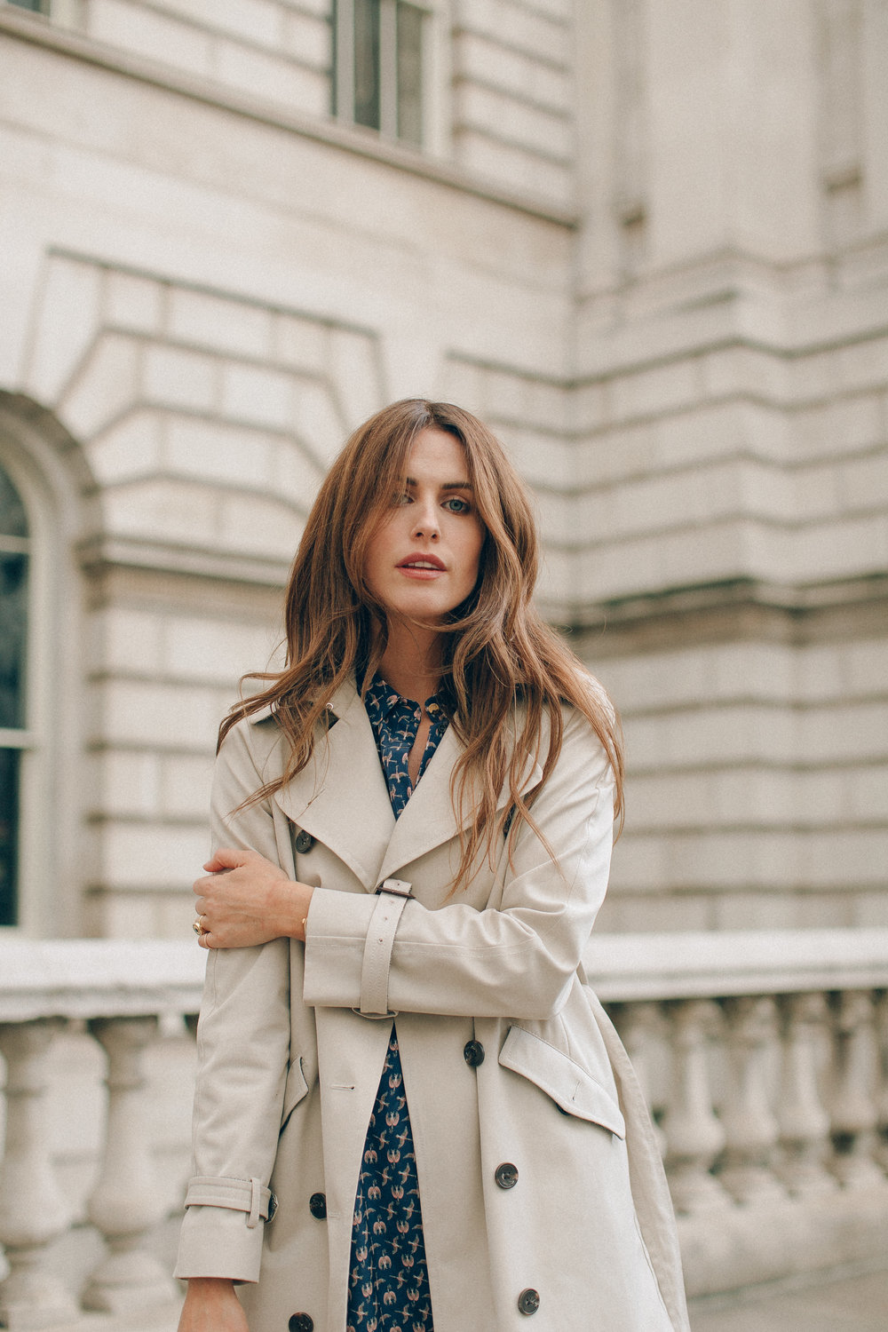 Holly White, vegan and fashion blogger in London