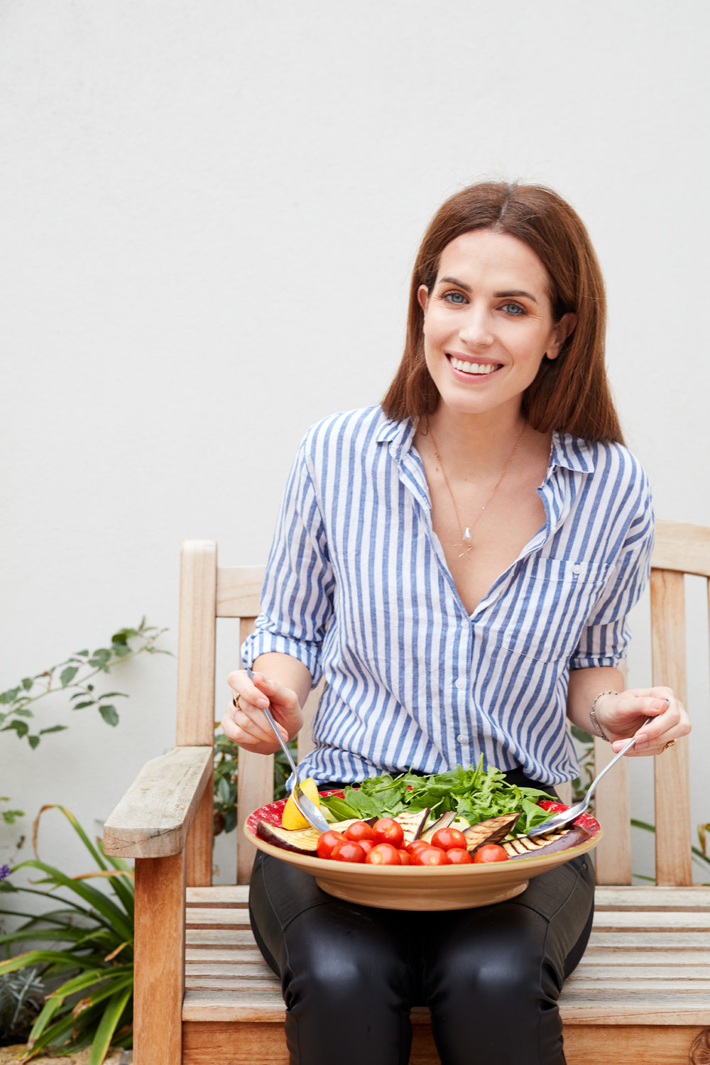 Holly White Gives the best tips in how to transition to Vegan