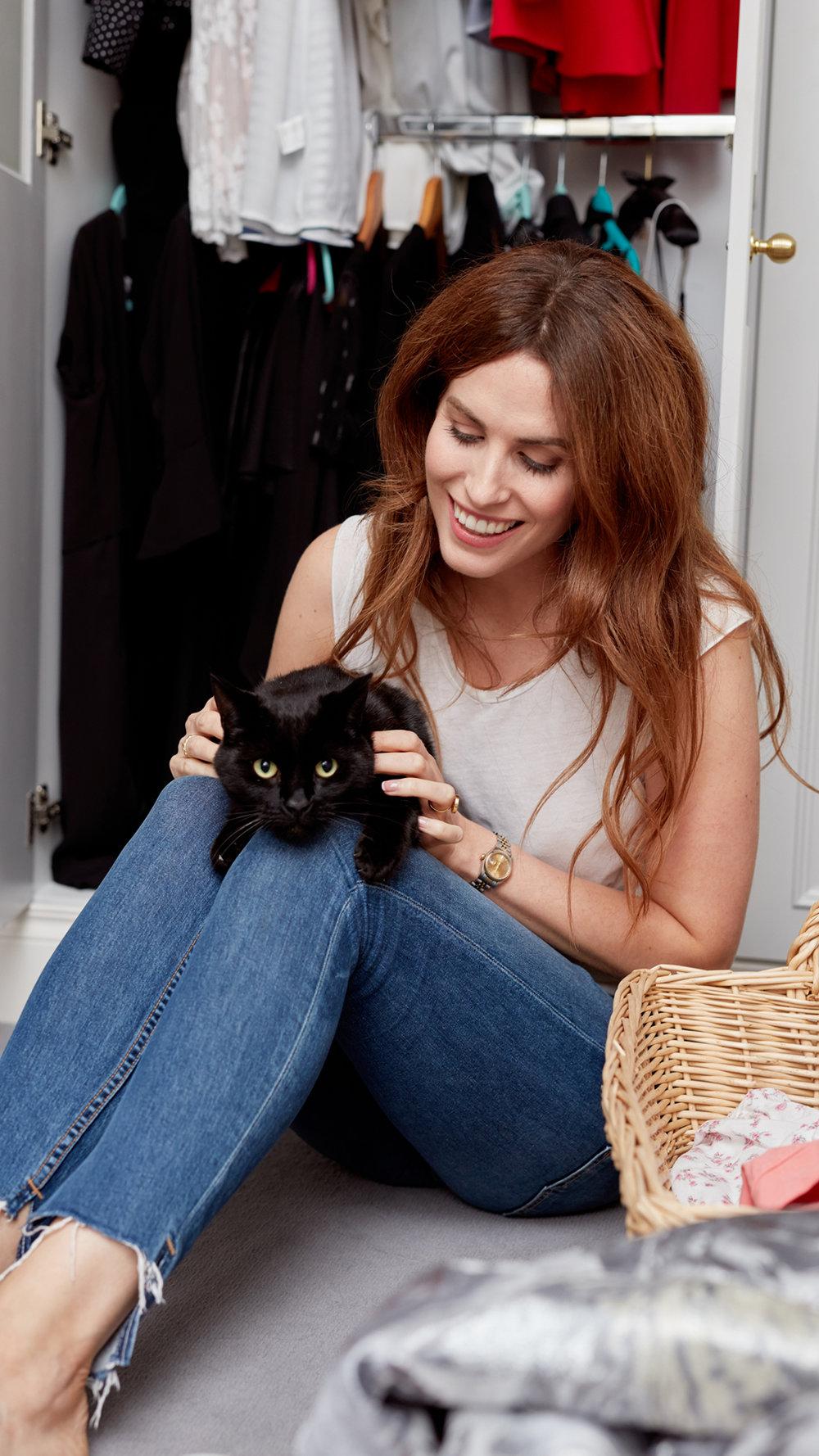 Holly white, Tom Cat, Black Cat, Dublin