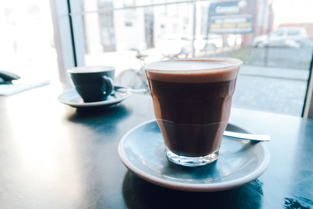 Established coffee Belfast