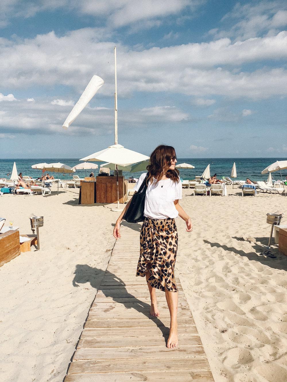 Holly White, Vegan Ibiza Guide,