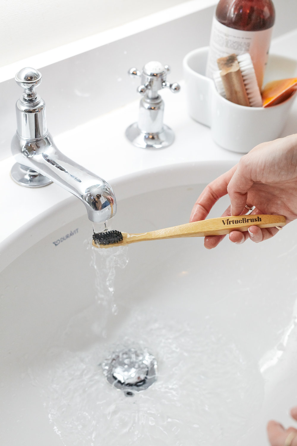 Holistic Dental tips, Holly White, Bamboo toothbrush, Virtue Brush