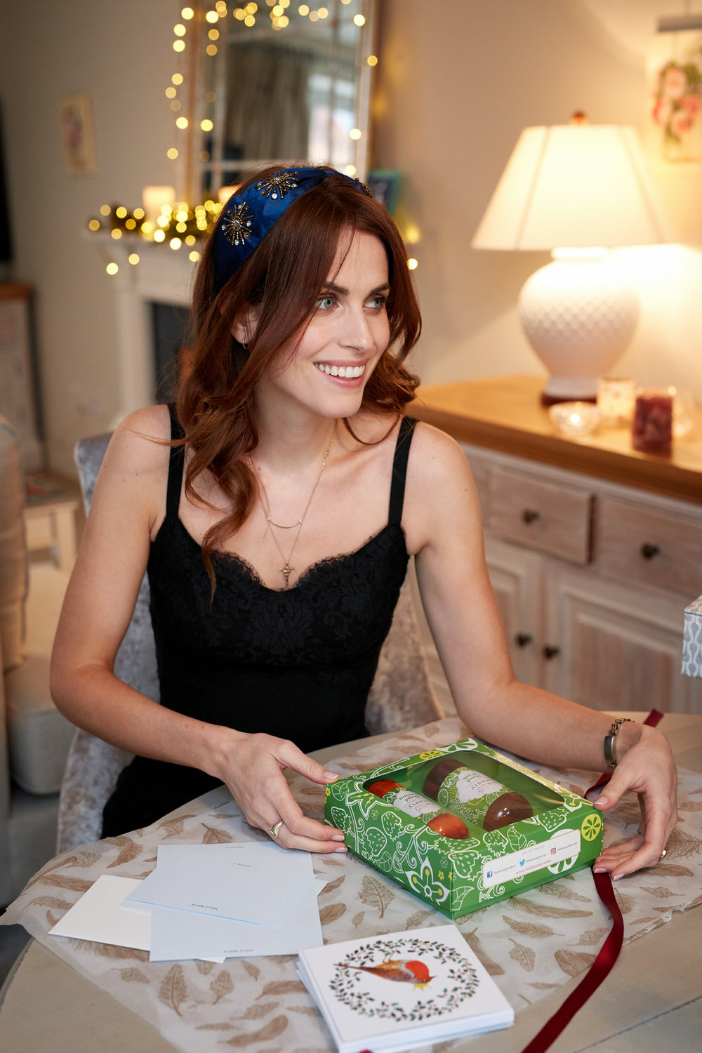 Holly White, Christmas Gift sets, Bia beauty,