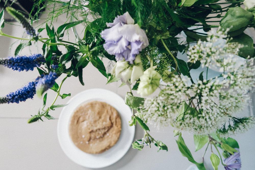 Holly White, Salted Caramel Tart, Vegan Recipes,