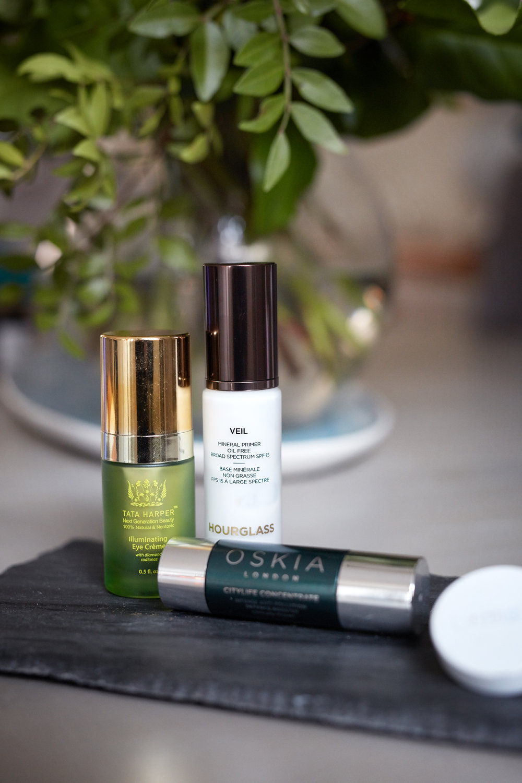 Holly White, Natural Skincare, Oskia, Hourglass, Tata Harper,