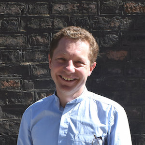Peter Howarth - SSM Assistant curate