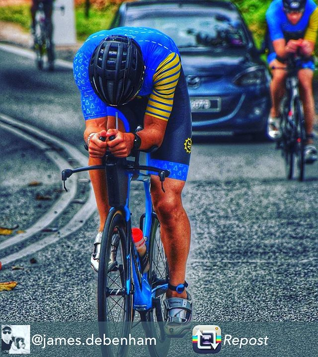 TT Tuesday and a fitting time to show off our latest custom kit...details to follow but we are stoked at how this one turned out. . . . #tttuesday #triathlon #artofendurance Repost from @james.debenham using @RepostRegramApp - Time trial Tuesday... Data sharing from Ironman Malaysia if you're interested. . . . . #ironman #immalaysia #timetrialtuesday #langkawi #72degrees #racing