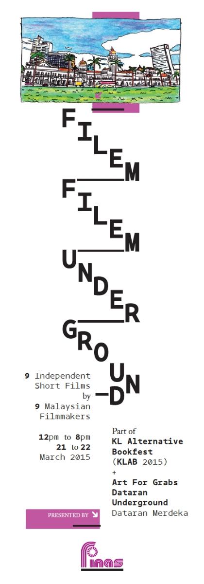 Film programming nadira ilana filem filem underground by finas stopboris Images