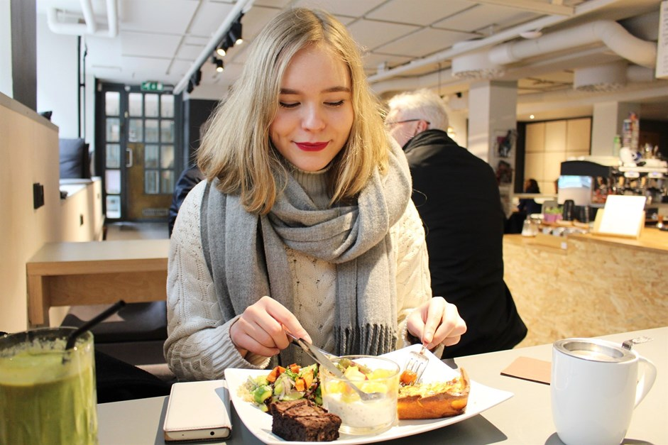 AT CITYPIE 11.3.2017; Author: Maija Ruokonen Photo: Maija Ruokonen