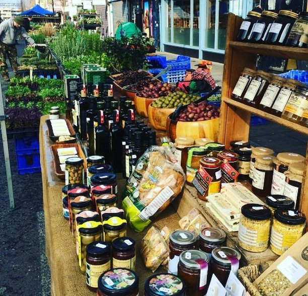 We're delighted to welcome @isle_of_olive to Victoria Park Market this Sunday! They'll be be bringing you their range of natural Greek products ⠀ ⠀ #victoriaparkmarket #victoriapark #londonmarkets #eastlondon #instafood #londonfood #greekfood