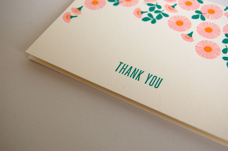 Tips For The Professional Thank You Note  La Lettera
